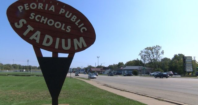 PPS Students work to bring life back into Peoria Stadium