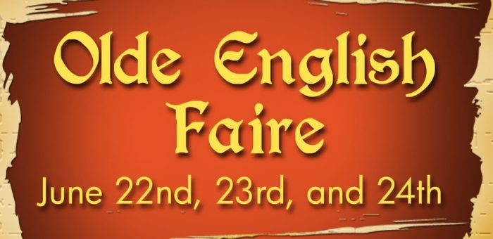 Wildlife Prairie Park: Olde English Faire