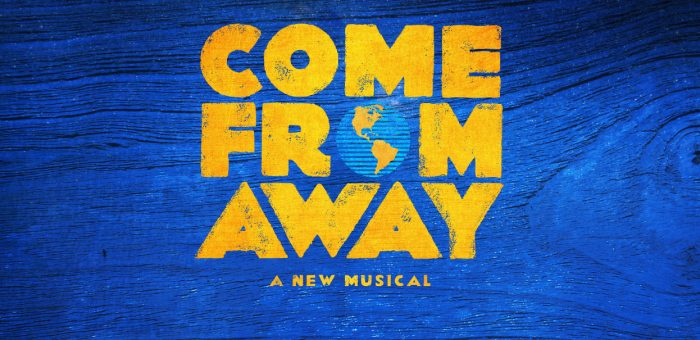 I Saw Come From Away and I Had A Whole New Perspective